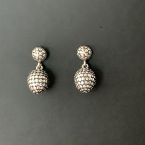 John Hardy Vintage Knocker Earrings